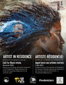Artist in Residence | Artiste résident (e)