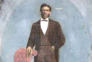 "William Kendall  was the descendant of Black Loyalist Solomon Kendall.  William was one of a family of 16 and he was raised in York County. Upon his death in 1938 he was considered ""one of the oldest most respected members of the community"".  Source: Kendall/Marr Family Collection. Used with permission of Jennifer Dow."