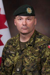 Major Jayson Geroux