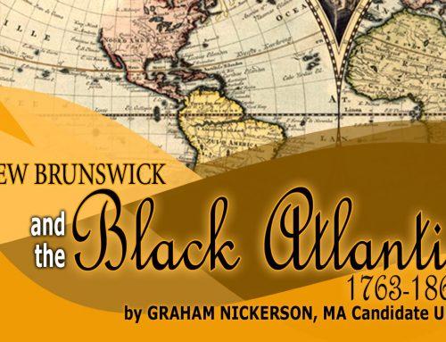 New Brunswick & The Black Atlantic May 20, 2021