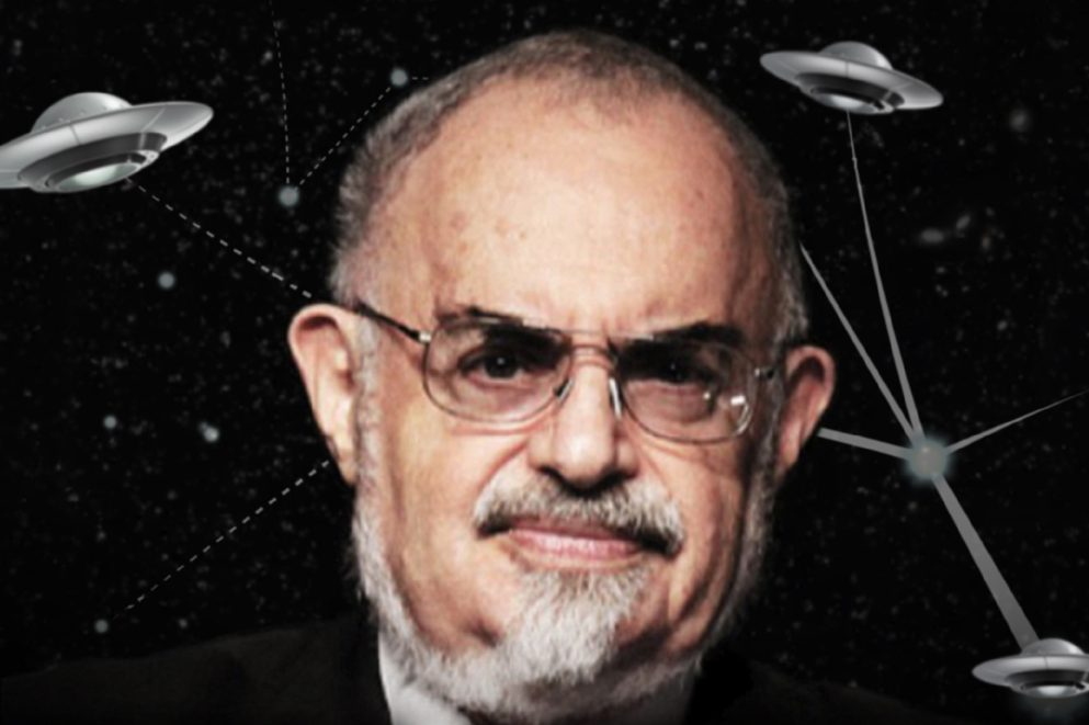 Stanton Friedman Is Out Of This World Exhibit