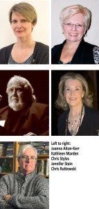 Speakers in the Stanton Friedman Memorial Speaker Series